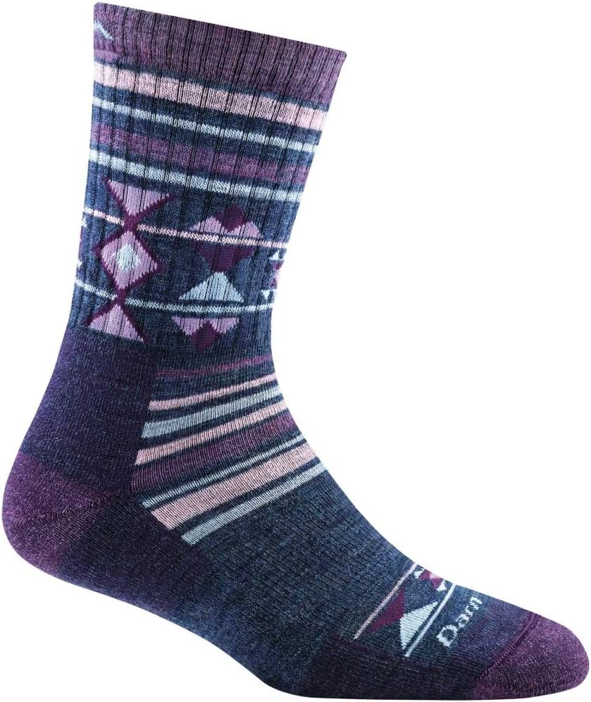 Darn Tough Nobo Micro Crew Cushion Sock Womens