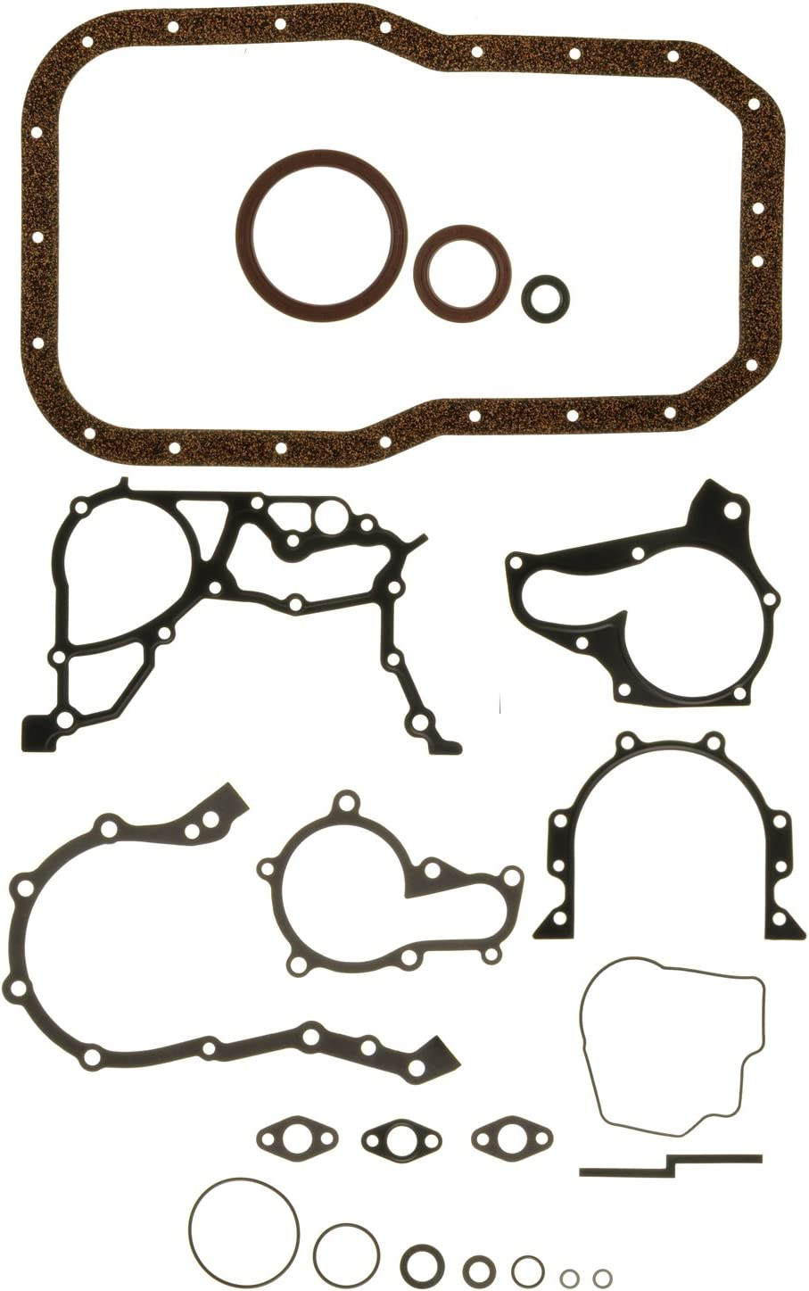 Ajusa  54066100 Gasket Set  crank case