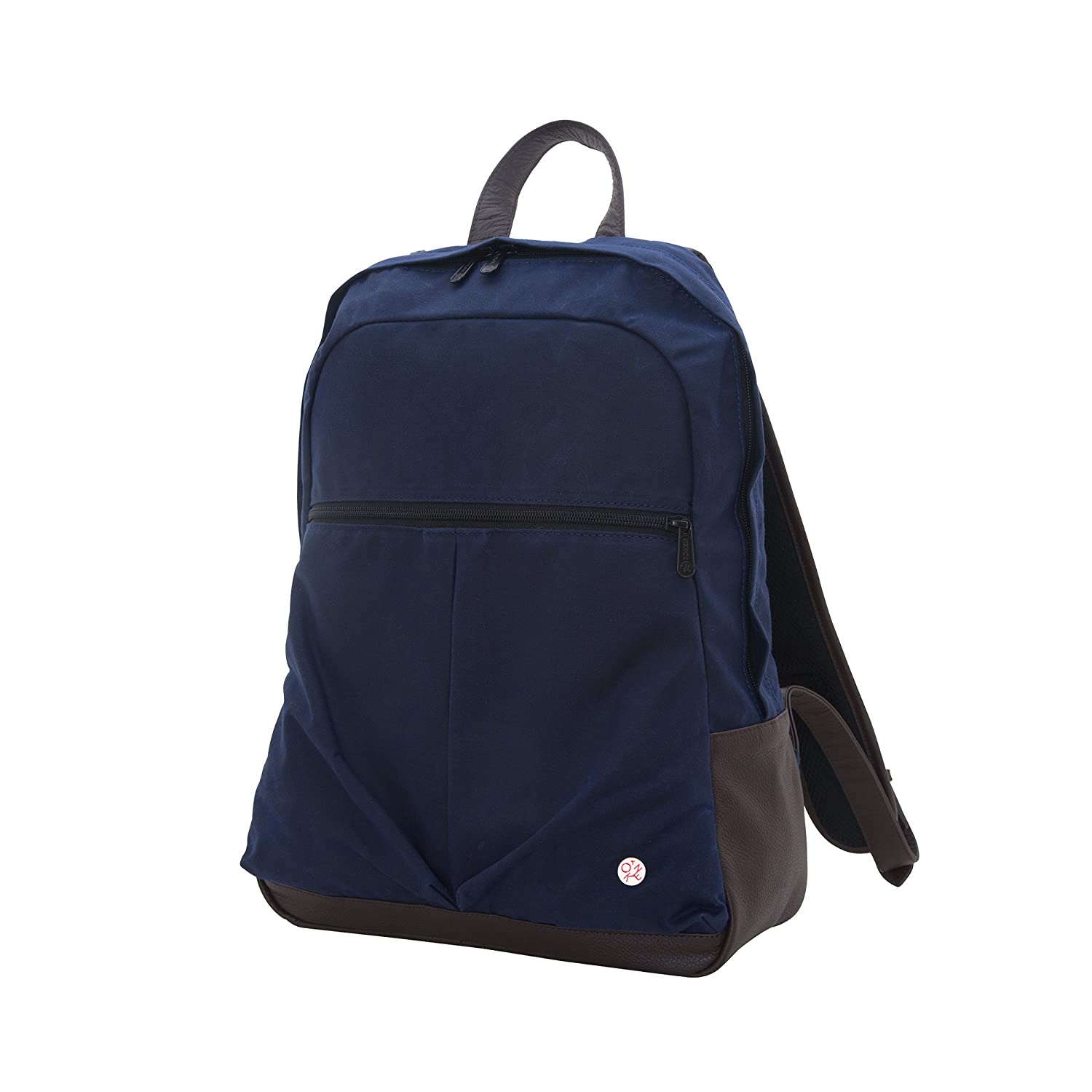 Dark Brown One Size Token Bags Waxed Woodhaven Backpack