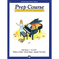 Alfred's Basic Piano Prep Course Solo Book, Bk E: For the Young Beginner
