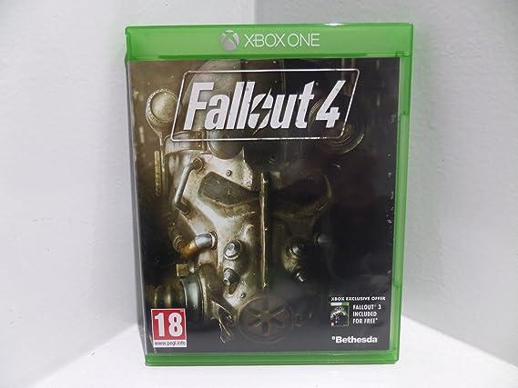 Fallout 4 [Importación Francesa]: Amazon.es: Videojuegos
