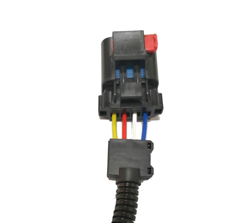 Longyue Autoparts 4c3z 12a690 Ba 4c3z12a690ba Glow Plug Wire Harness Ford 7 3 Wiring Driver Side Fits