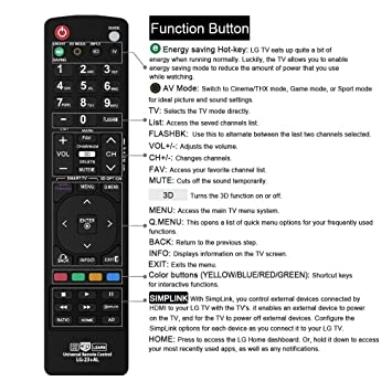 lg manual guide user manual guide u2022 rh fashionfilter co Lc- 50Lb150u Settings LC Model 50Lb150u