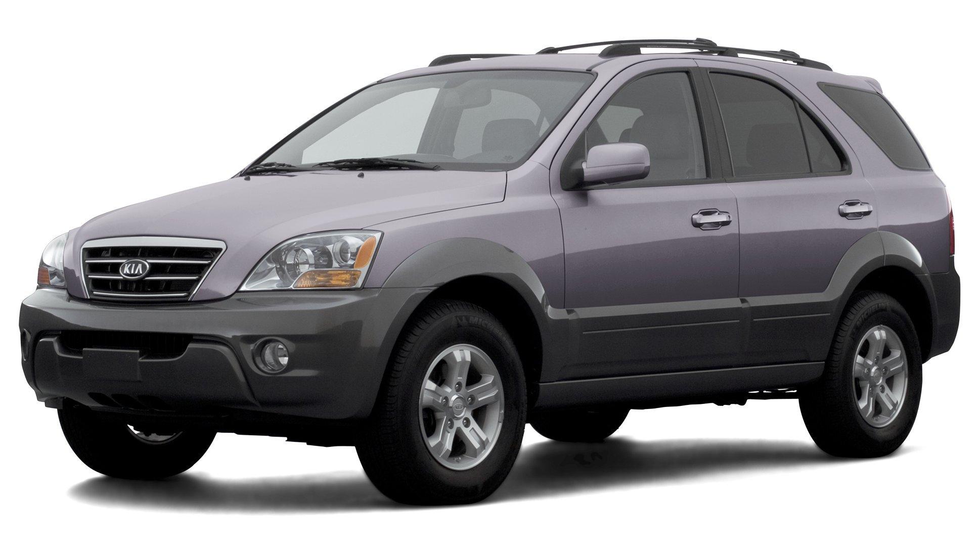 ... 2007 Kia Sorento LX, 2-Wheel Drive 4-Door Base ...