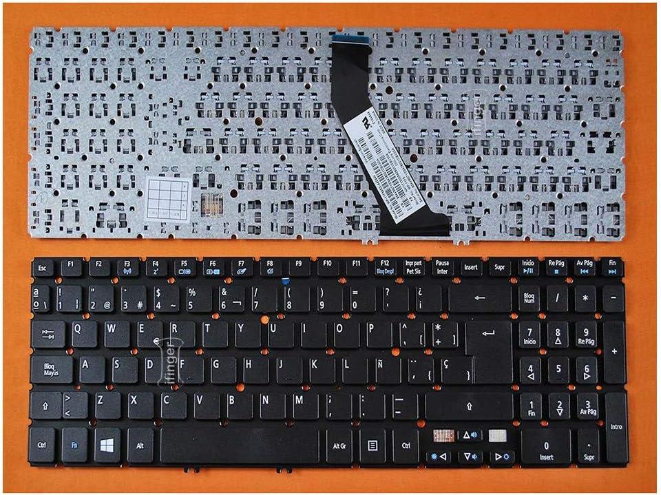 IFINGER Teclado español para Acer Aspire M3-581TG Negro ...