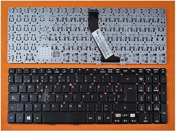 IFINGER Teclado español para Acer Aspire V5-571 V5-571G V5 ...