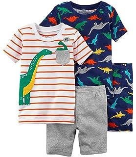 c95101f89 Amazon.com  Carter s Baby Boys  4 Pc Cotton 321g259