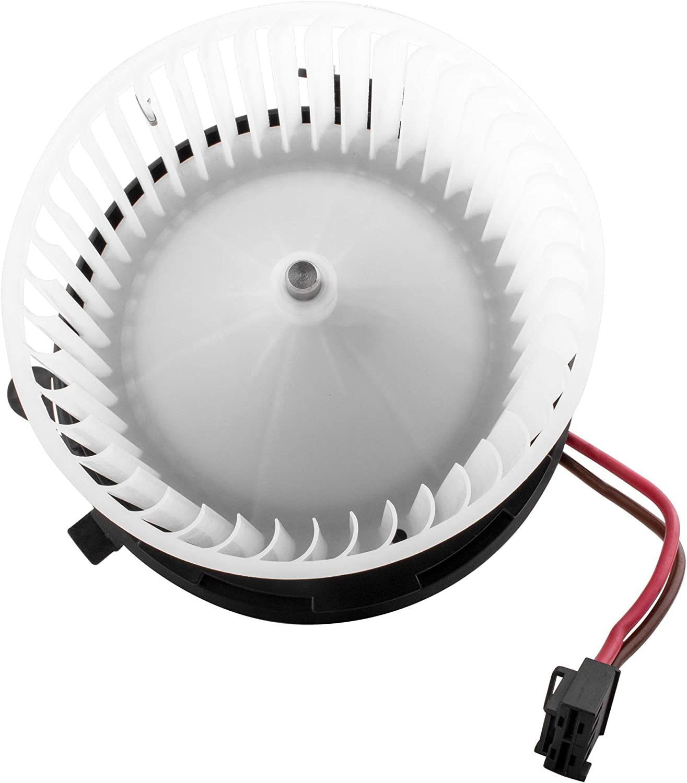 BOXI Heater Blower Motor Fan Assembly for Mercedes-Benz C180 C200 C250 C300 C350 E200 E350 E400 E550 GLK300 E63 AMG 2128200708