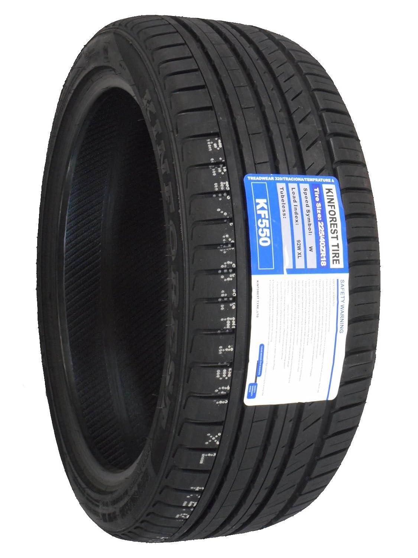 キンフォレスト(KINFOREST) サマータイヤ KF550 225/40R18 92W B00XJC0KDS