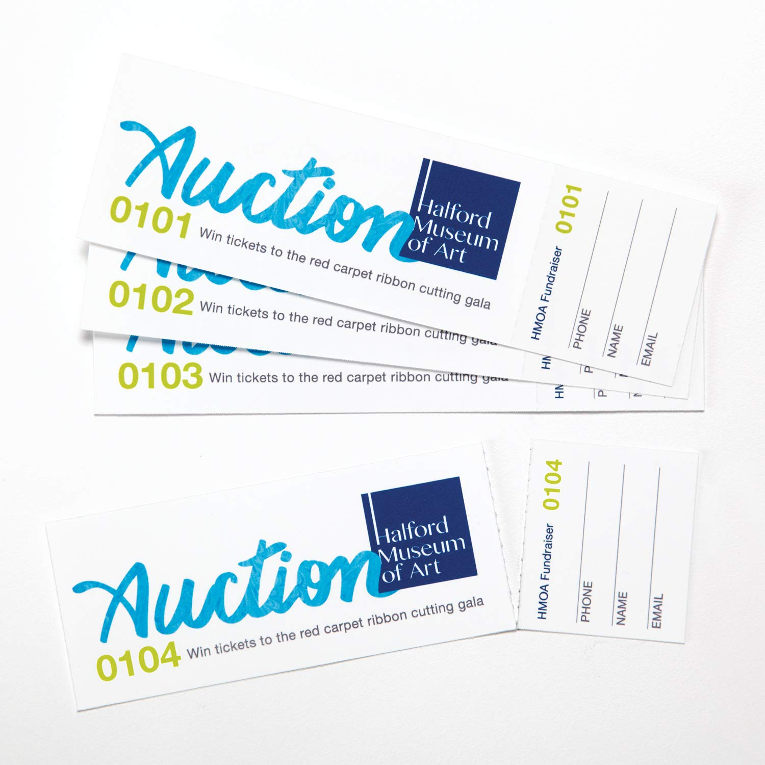 image about Printable Tickets With Tear Away Stubs called Avery Blank Printable Tickets, Tear-Absent Stubs, Perforated