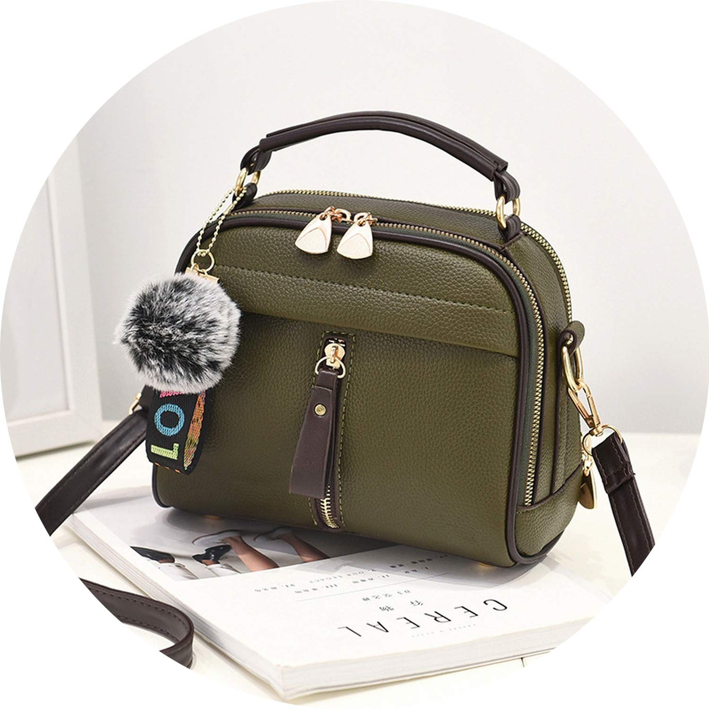 f6d54cd5932 Women Messenger Bags Inclined Shoulder Bag Women's Leather Handbags ...