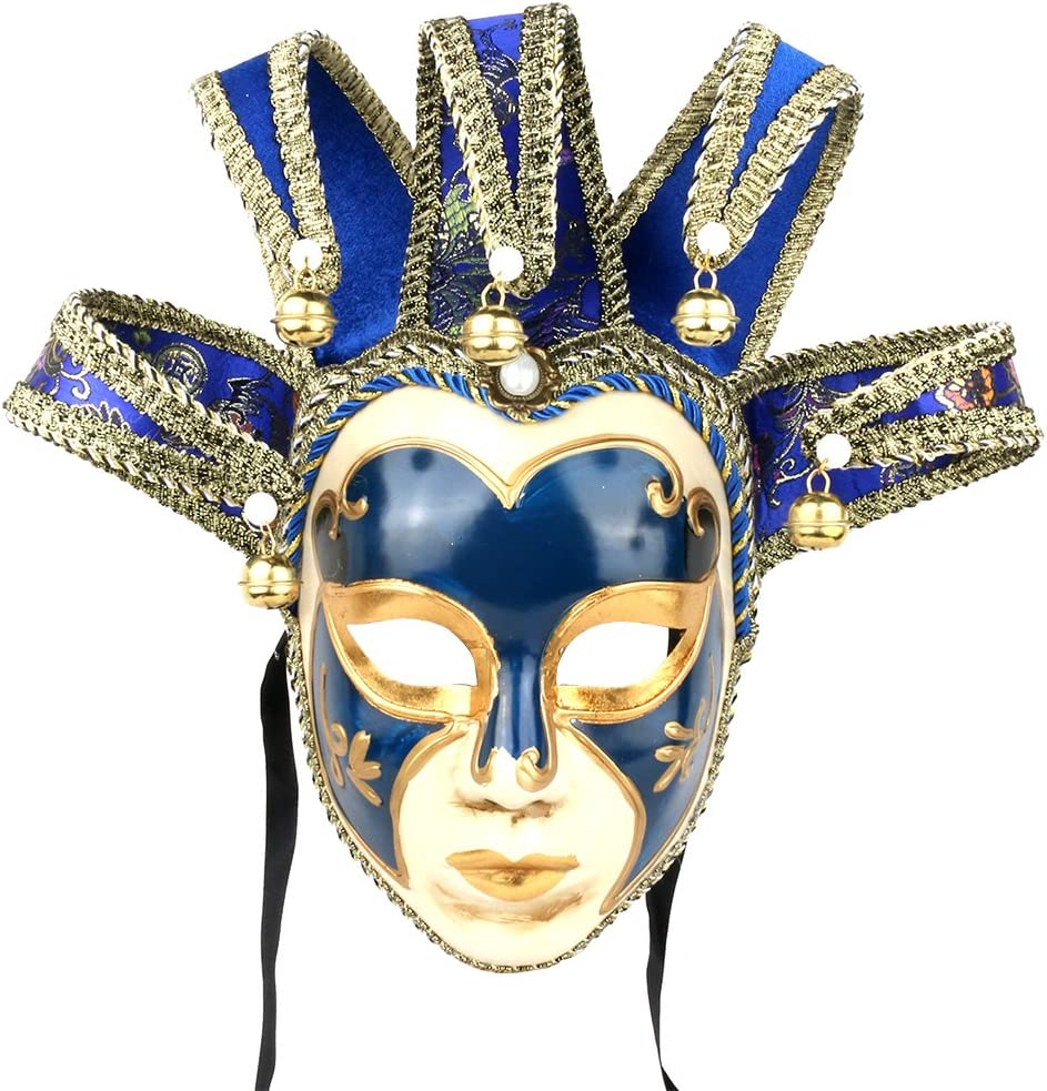 decorazioni da parete Cruz V2 Fresh Foam Mardi gras matrimoni Yufeng vintage Jolly Joker veneziano maschera costume di Halloween Cosplay maschera per party sfera