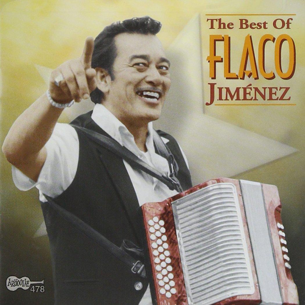 Best of Flaco Jimenez by Arhoolie