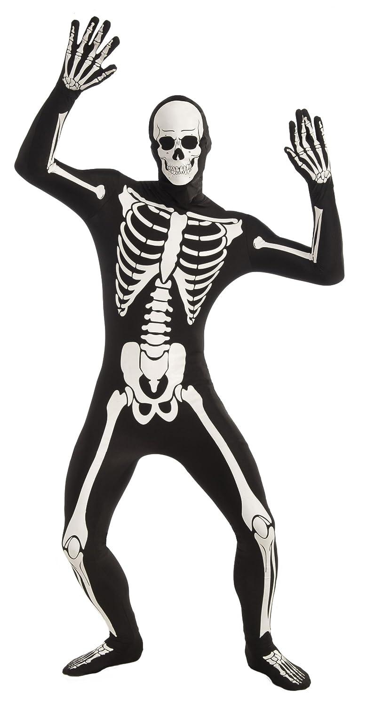FORUM FORUM FORUM Novelties Herren Disappearing Man Gemustert Stretch Body Suit Kostüm 293db5