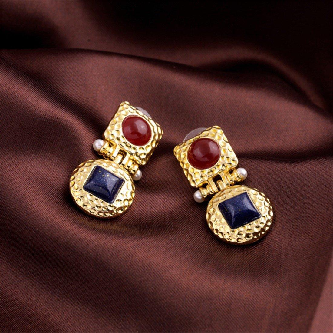 ball earrings clip on earrings ear cuffs dangle earrings earring jackets hoop earrings stud earrings European and American Earrings