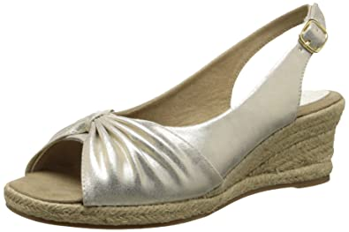 c64455c49592 Easy Street Women s Keen II Wedge Sandal