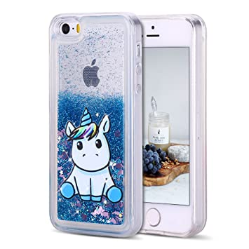 coque paillette liqide iphone 5