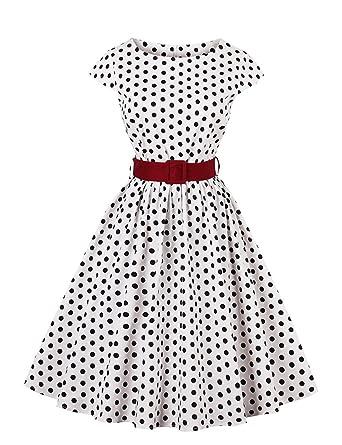 Amazon kleider 1950