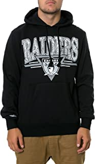 Mitchell & Ness Abstract Vibes Oakland Raiders Small