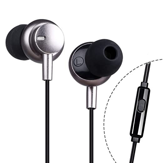 Zebronics Zeb Addiction Wired Earphone with Mic PC Headsets