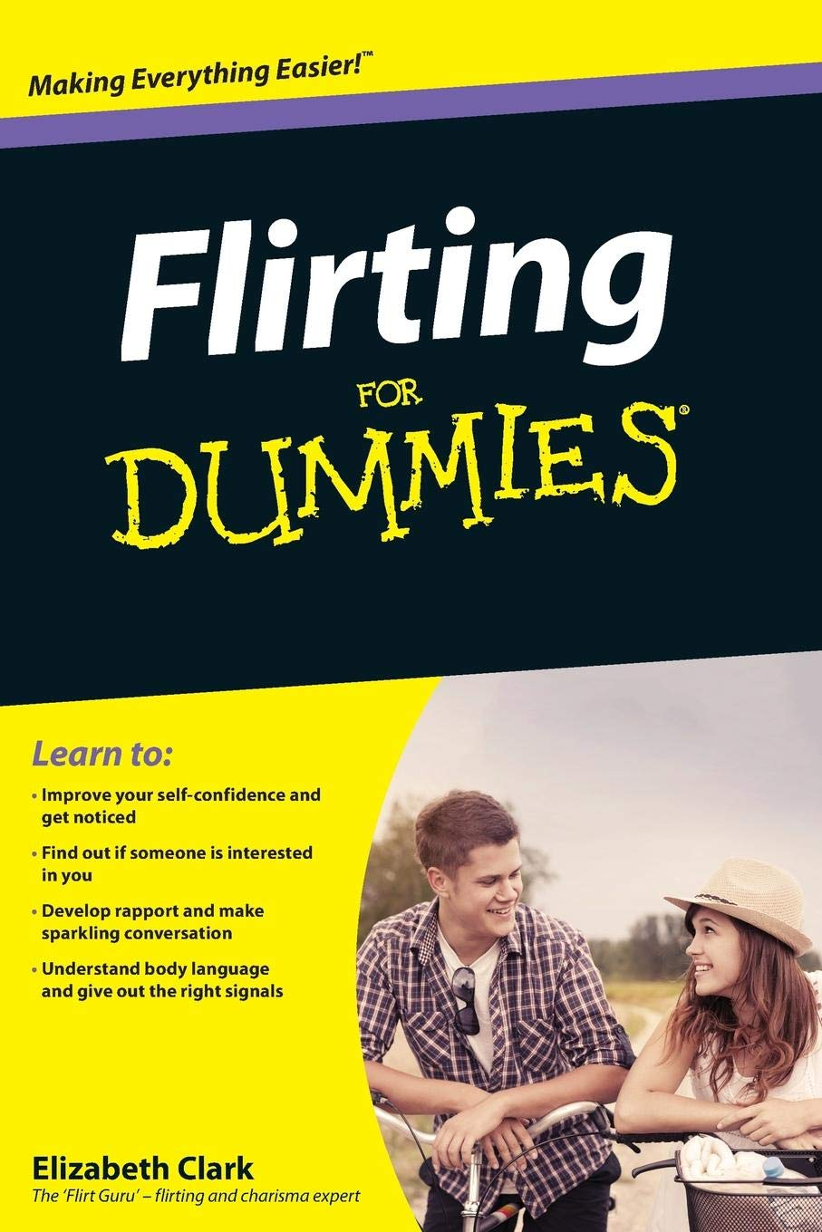 How to flirt for idiots [PUNIQRANDLINE-(au-dating-names.txt) 67