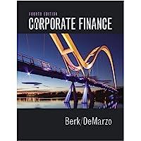 Corporate Finance (4th Edition) (Pearson Series in Finance) - Standalone book