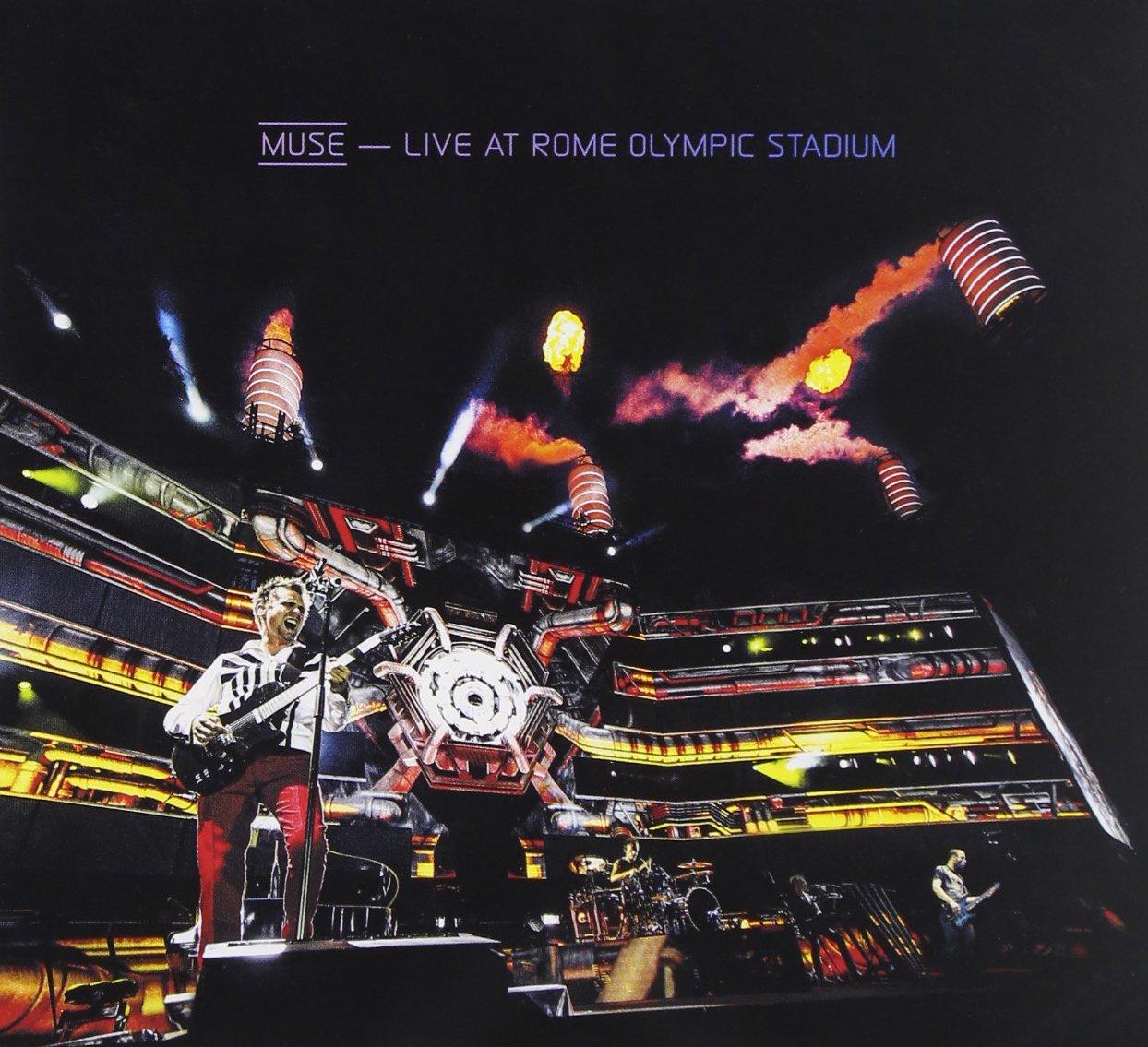 ミューズ『Live At Rome Olympic Stadium』