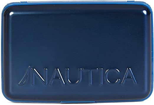 2707cb9682d1 Nautica Security Wallet Navy Blue at Amazon Men's Clothing store: