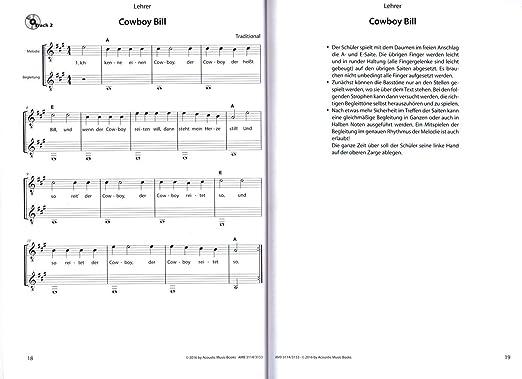Mi primer libro de guitarra – Escuela de guitarra de Jens Wagner ...