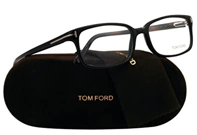 9759cc0bb40a Amazon.com  Tom Ford Eyeglasses TF 5209 BLACK 001 TF5209  Tom Ford ...