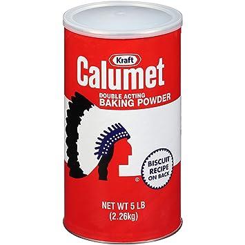 Calumat Double Acting Baking Powder (5 lbs Tin)