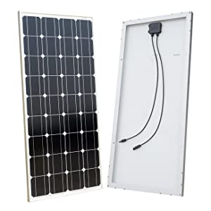 100W  ECO-WORTHY M100-1 ソーラーパネル