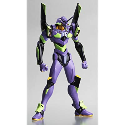 Revoltech: Eva-01 New Movie Edition Action Figure by Kaiyodo: Toys & Games