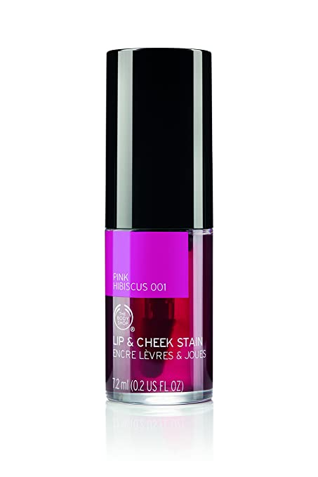 Buy The Body Shop Lip Cheek Stain 001 Pink Hibiscus 72ml Online