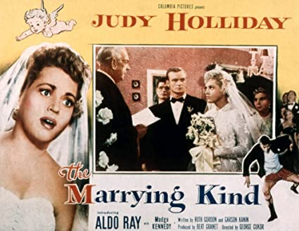 Image result for the marrying kind 1952 poster