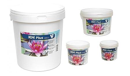 Velda Solución para Calidad Cabornato de Agua de Estanque VT KH Plus 7, 5L 142079: Amazon.es: Jardín