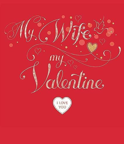 Tarjeta de San Valentín - estilo tatuaje - esposa San Valentín, en ...