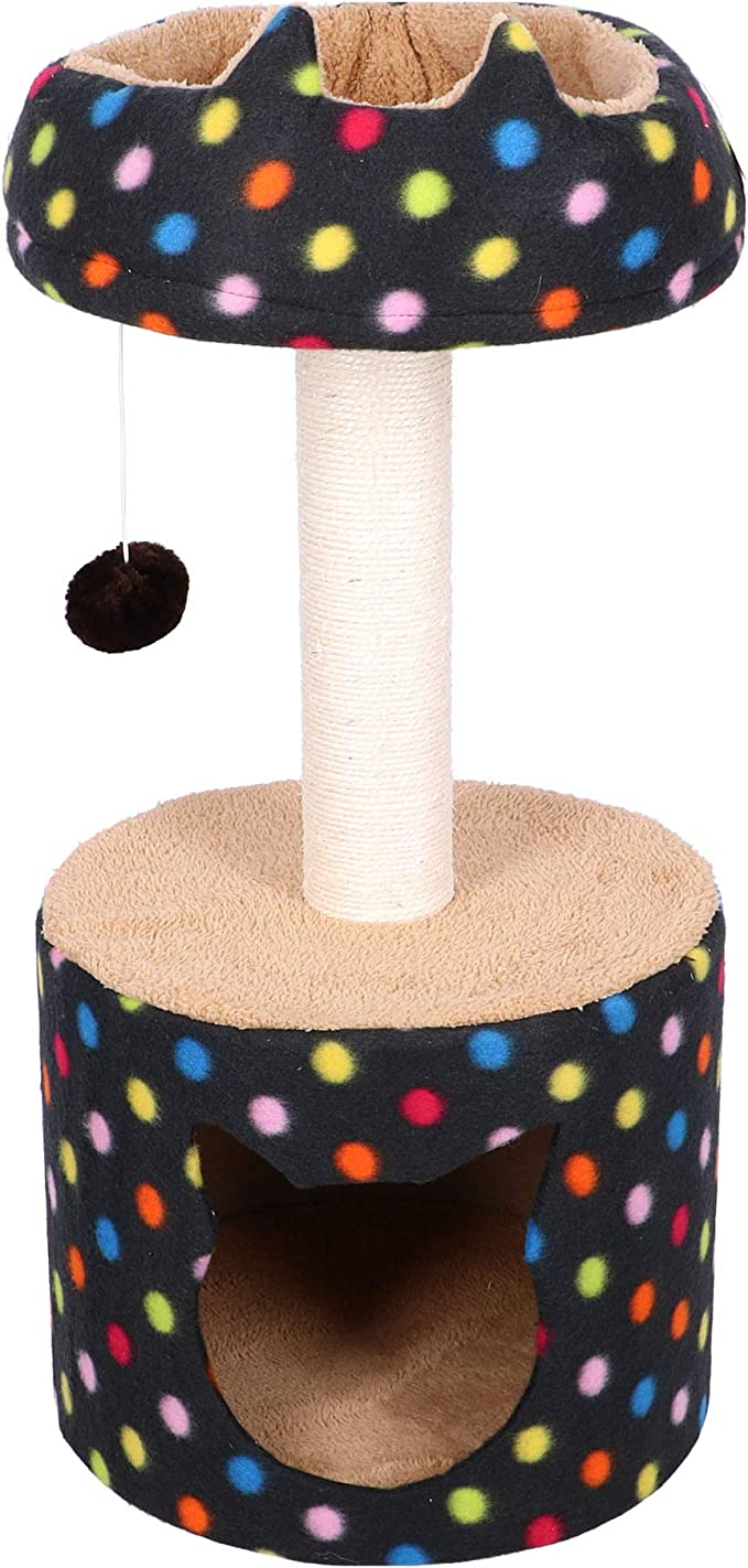 Buen Amigo Pet Shop - Rascador de Tela para Gatos, 30 x 65 cm ...