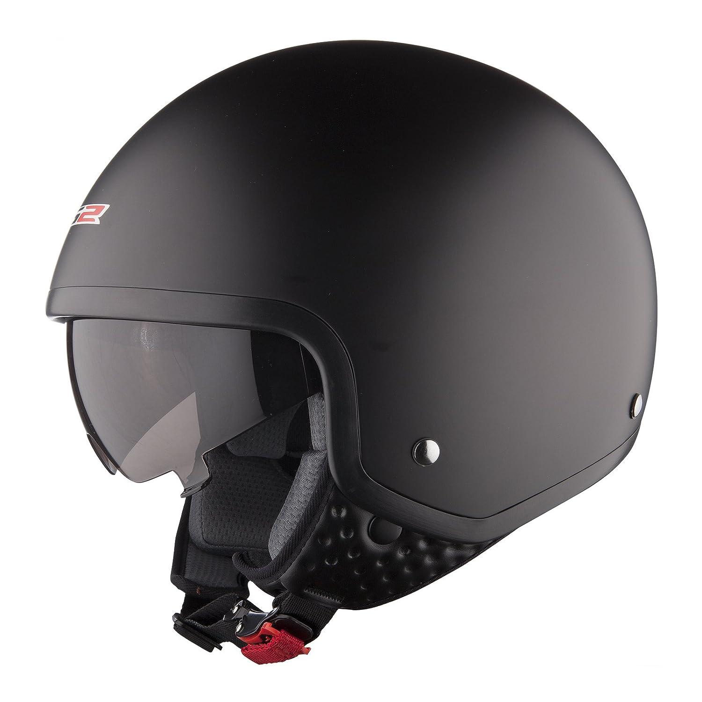 LS2 305611011S Helmet, Matt Black Size Small