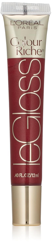 L'Oréal Paris Colour Riche Le Gloss, Naturally Nude, 0.4 fl. oz. K10012