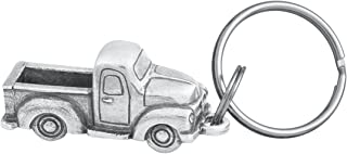 product image for DANFORTH - Pickup Truck Keyring - Pewter - Key Fob - 2 Inches - Handcrafted - Made in USA