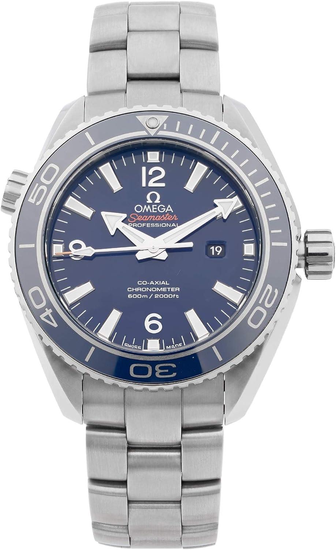 Omega Seamaster Planet Ocean Titanium reloj automático para hombre 232.90.38.20.03.001