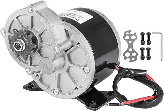 OldFe - Reductor de Motor eléctrico para Bicicleta, 12 V, 250 W ...