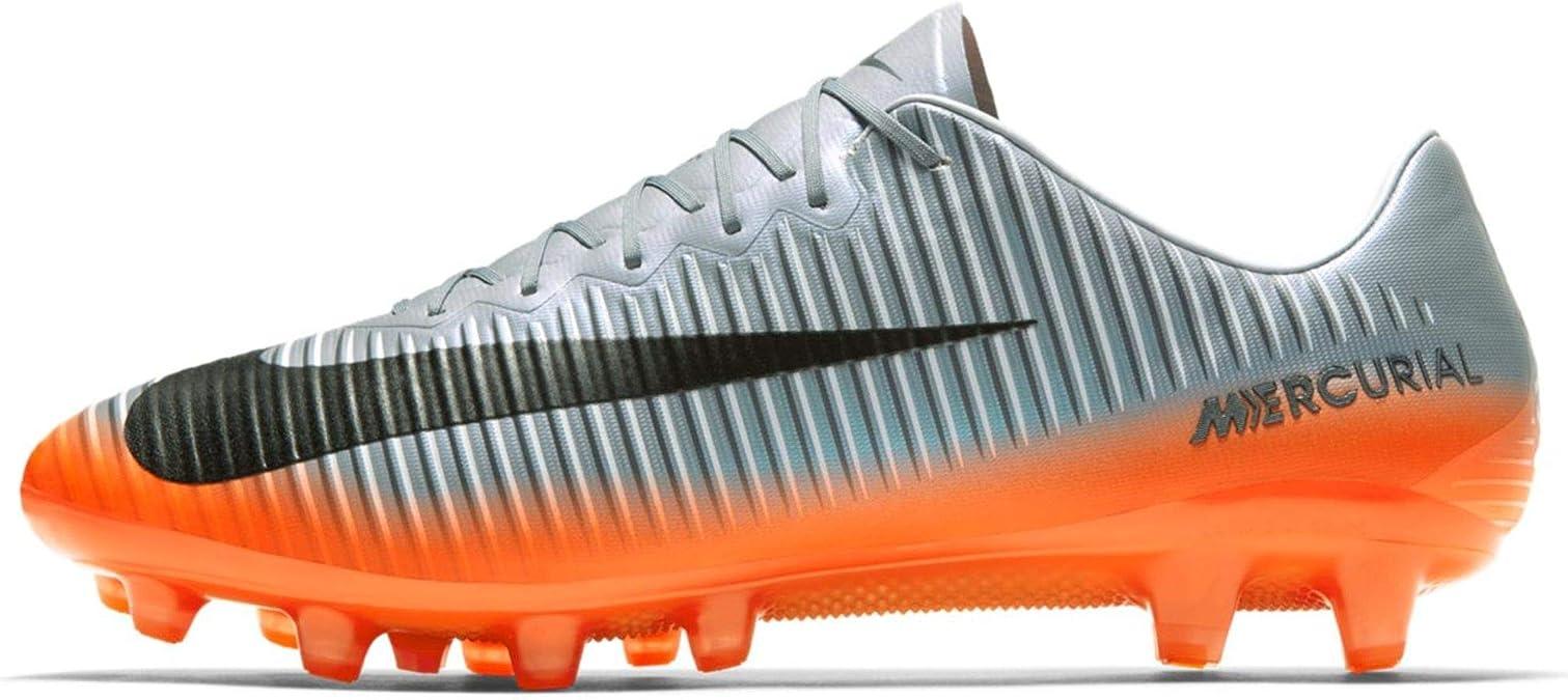 Nike Mercurial Vapor XI CR 7 AG Pro, Chaussures de Football Homme