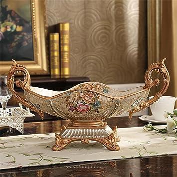 Obst Tablett Wohnzimmer Modernen Europäischen Stil Couchtisch Resin Home  Dekoration Dekoration Handwerk Hochzeit Geschenke , C