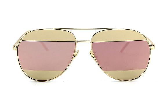 Modelisa - Gafas De Sol Aviador Mujer (Rosa Palo): Amazon.es ...