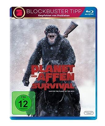 Planet Der Affen Survival Blu Ray Amazonde Woody Harrelson