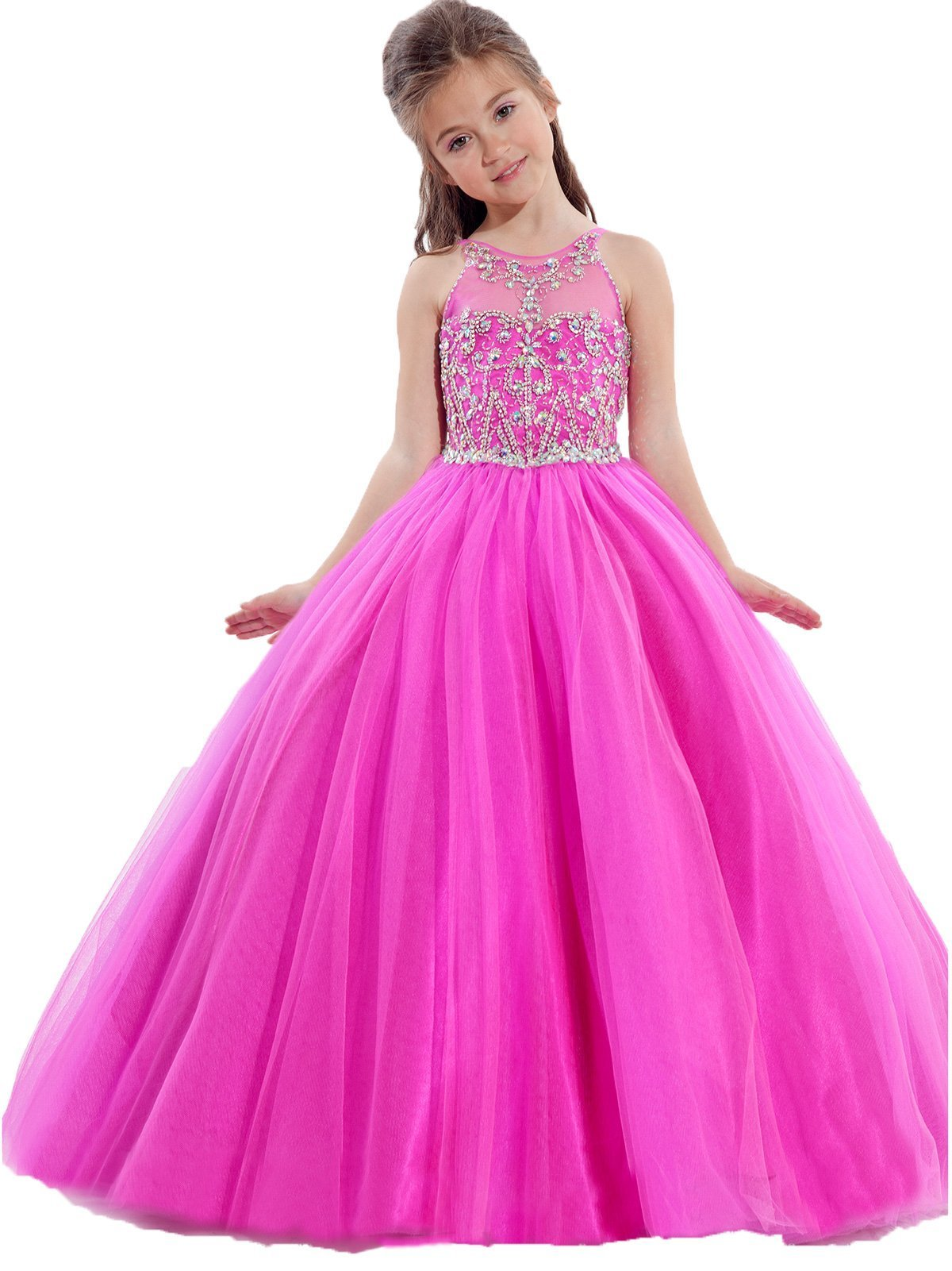 Pageant Ball Gown: Amazon.com
