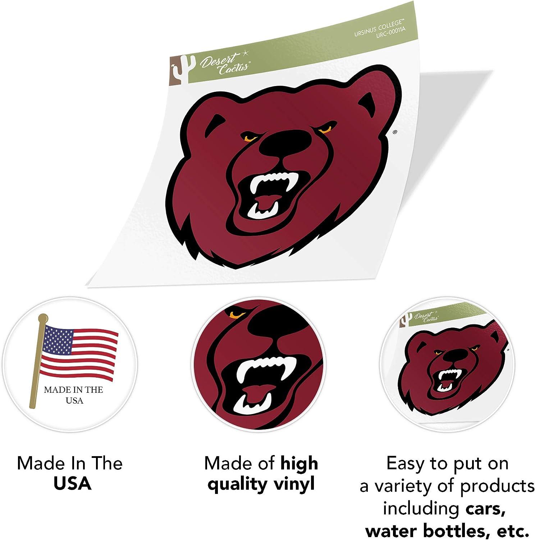 Ursinus College Bears NCAA Vinyl Decal Laptop Water Bottle Car Scrapbook Sticker - 00011a