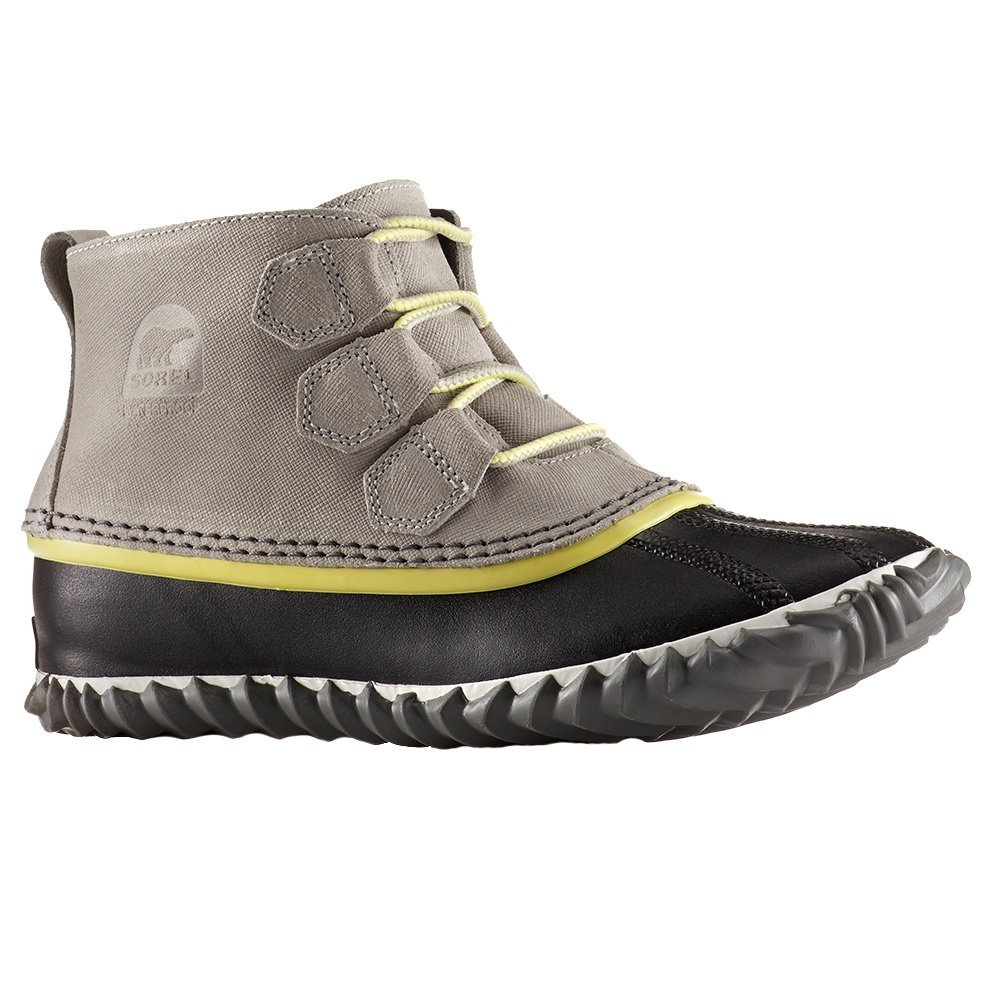 Sorel Women's Out N about Leather Snow Boot SOREL Footwear OUT N ABOUT LEATHER-W